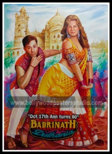 Personally made bollywood poster with your favourite actor