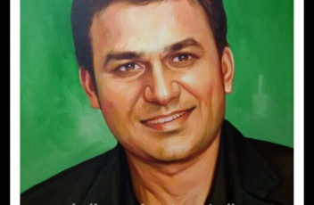 Birthday & Anniversary gift portrait