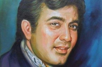 oil portrait painting of famous celebrities