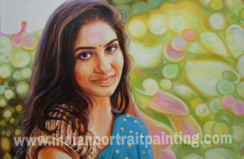 Canvas painting artist in mumbai