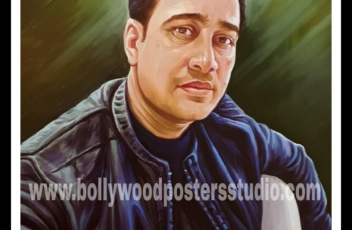 Portrait artist in mumbai